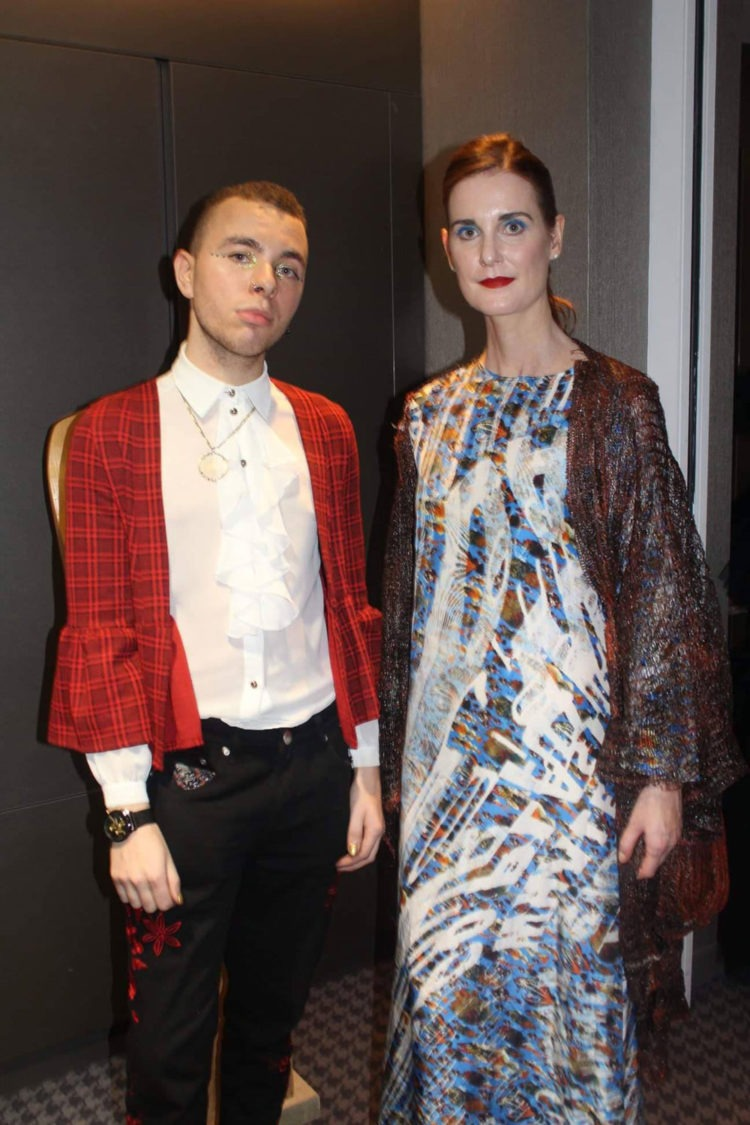 Niji Magazine Meet The Fdc Young Designer Of The Year Runner Up Warren Reilly