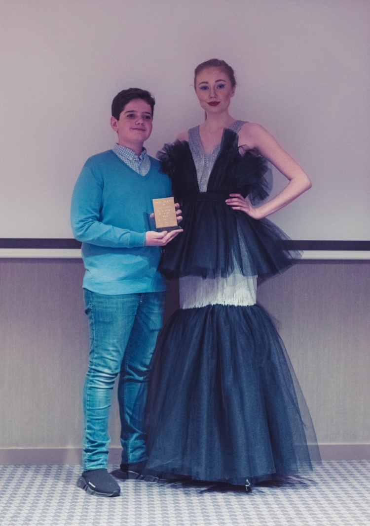 Niji Magazine Meet The Fashion Designers And Craft Make Rs Young Designer Of The Year Winner Josh Birch Jones